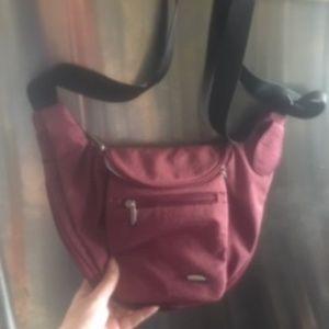 Travelon Hobo Shoulder Bag - 19 $13 FIRM